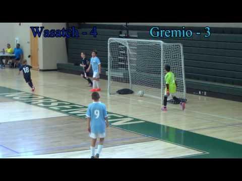 Wasatch SD vs Gremio MV - U11/12 Futsal