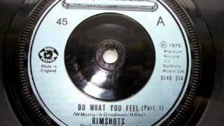 The Rimshots - Do What You Feel