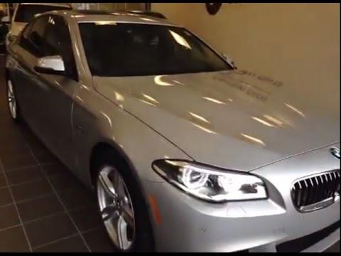 Bmw 535I Xdrive >> 2015 BMW 5 Series 4dr Sdn 535i xDrive AWD | Edmonton BMW - YouTube