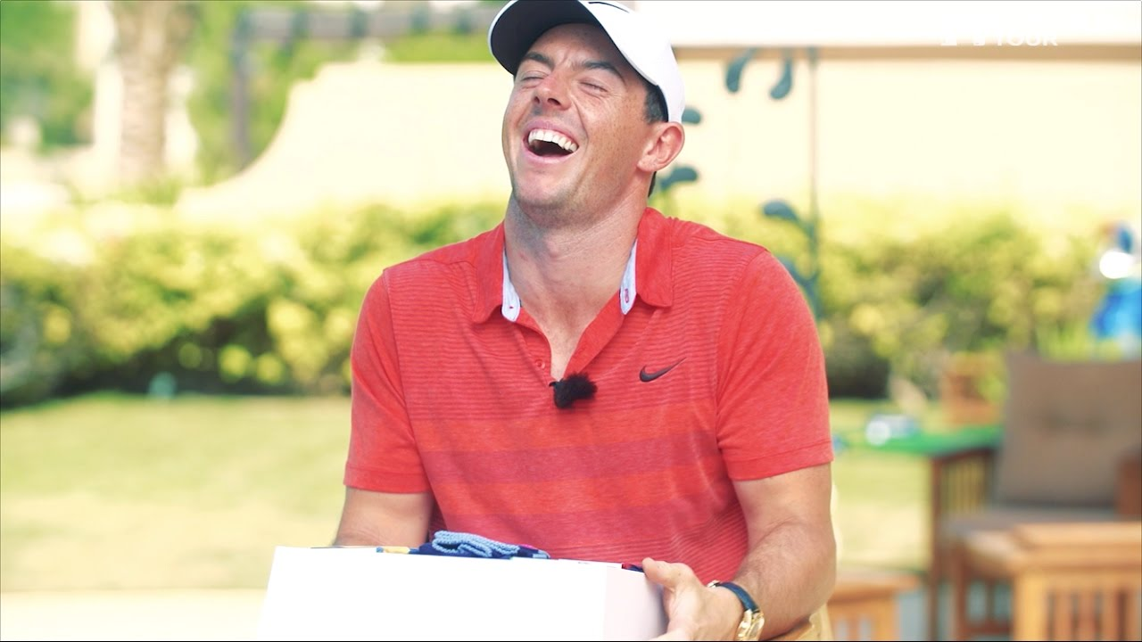 Watch: Rory McIlroy won't be tweeting for the time being - and here's why