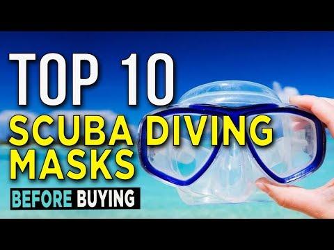 Top 10: Best Scuba Diving Masks 2017 - Daily Burn