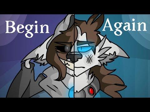 Begin Again •Original AMV/Meme• FlipaClip