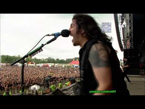 Anthrax - Anti-Social Live At Download 2012 (HD)