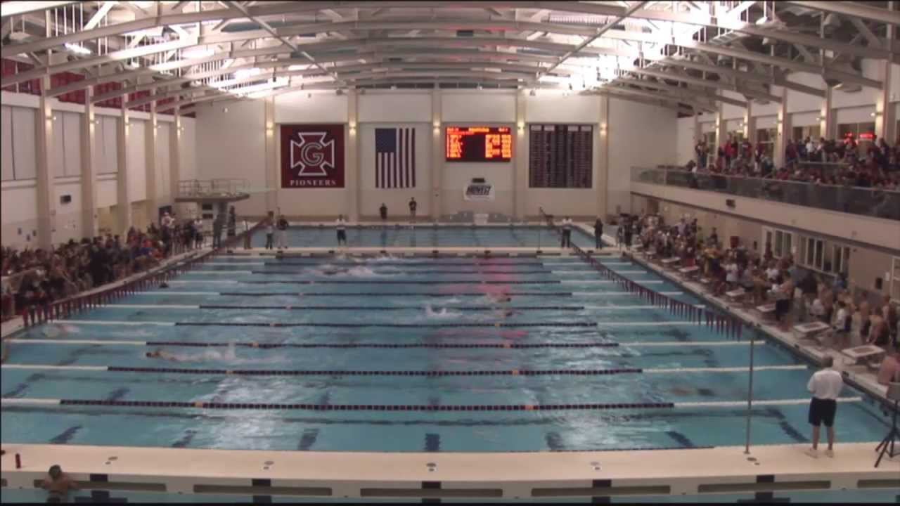 Why Choose Grinnell College Swimming And Diving Youtube