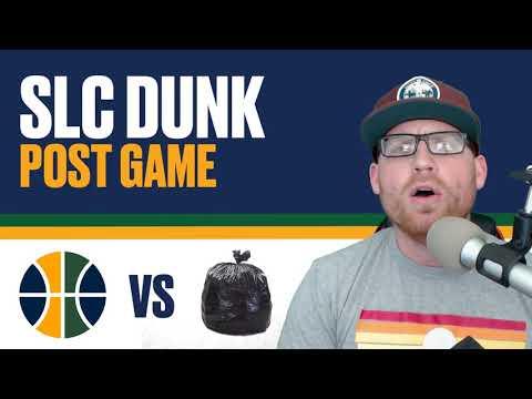 Utah Jazz vs Phoenix Suns: Post Game Reaction - THE SUNS ARE TRASH