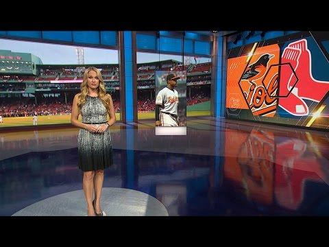 5/2 MLBN Showcase: Orioles Vs. Red Sox