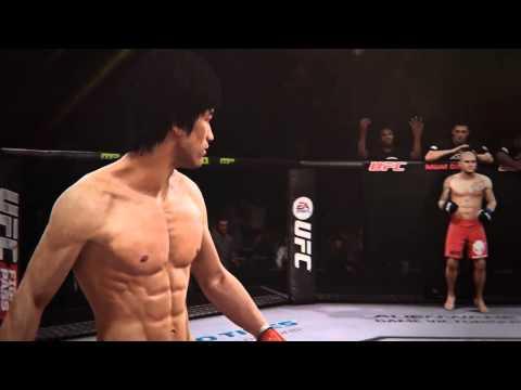 EA Sports UFC (Bruce Lee Gameplay Trailer)