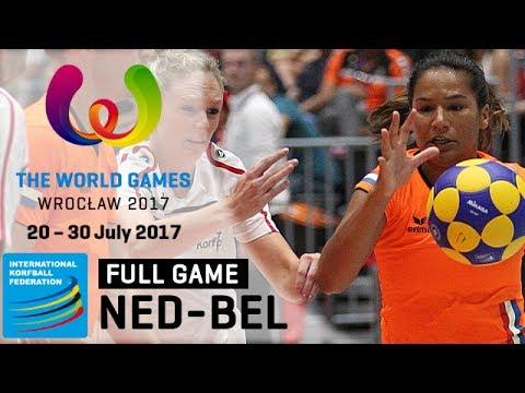 IKF WG 2017 NED-BEL