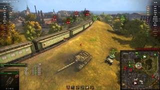 ▶ World of Tanks - T95 - Pwnage slowed down!.