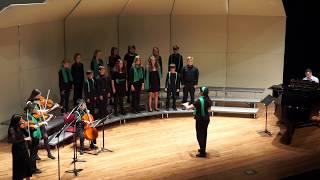 180505 Young Musicians Chorus Kodaly Egyetem Begyetem Forrest Alway Something Sings dir Betsy Marvit