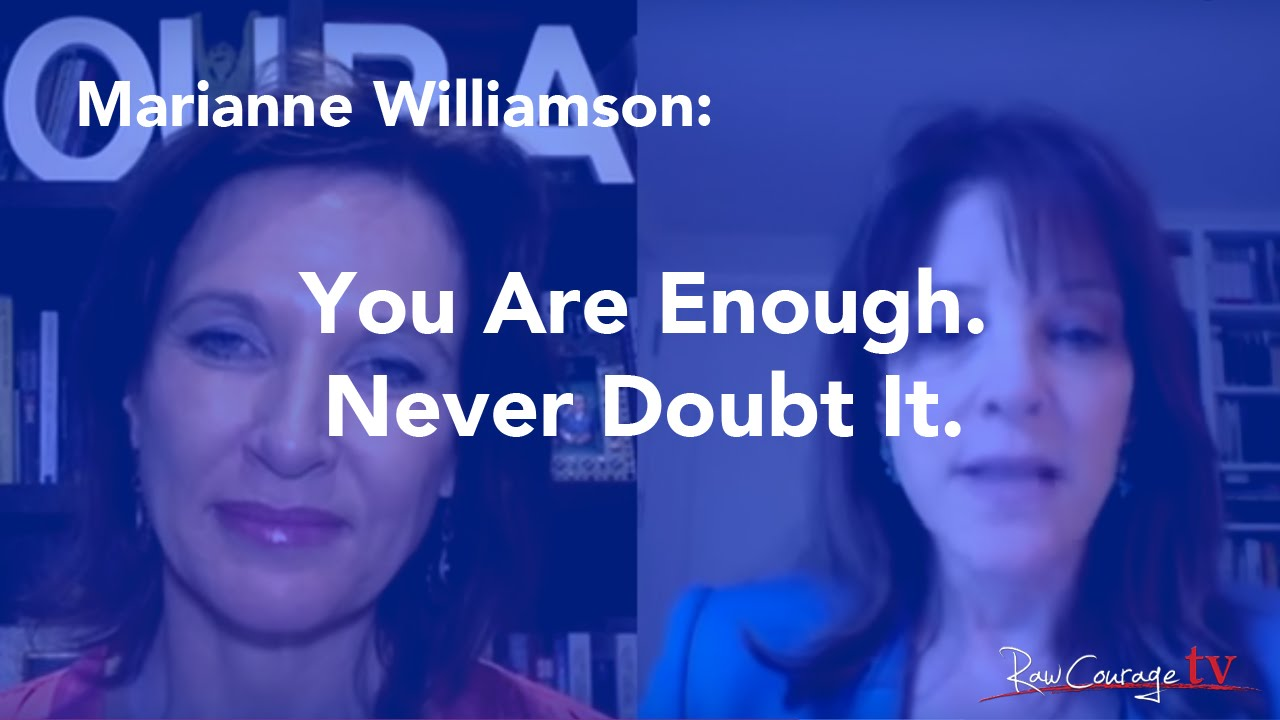 Marianne Williamson and the rise of spiritual but not religious
