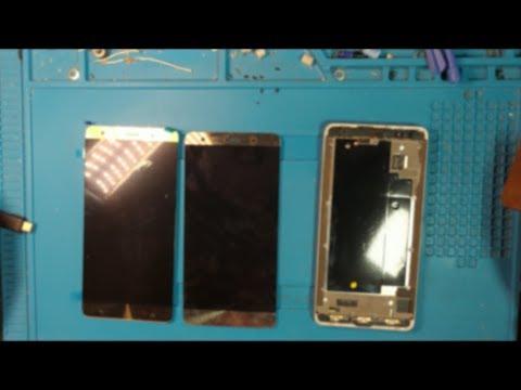Мой фэйл при ремонте утопленника Asus Zenfone 3 Deluxe ZS570KL. Часть 2: Завершение ремонта.