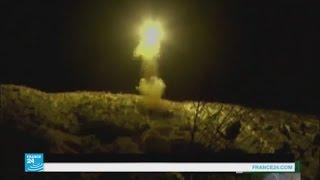 إيران تقوم بتجربة صواريخ بالستية جديدة