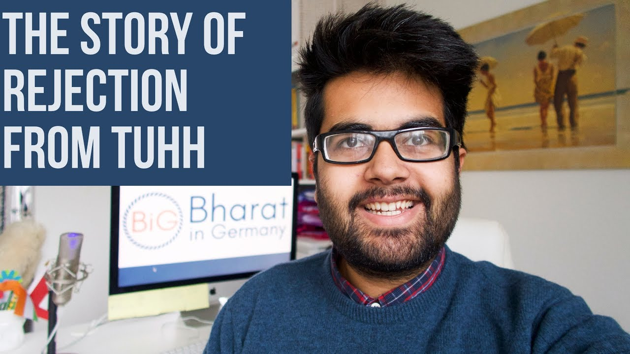 Download The Story of Getting Rejected from TUHH: The Admit I got after Rejection