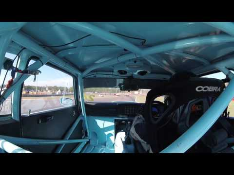 Race 2 Hidden Valley Raceway, Darwin - Touring Car Masters 2017 | Greg Garwood