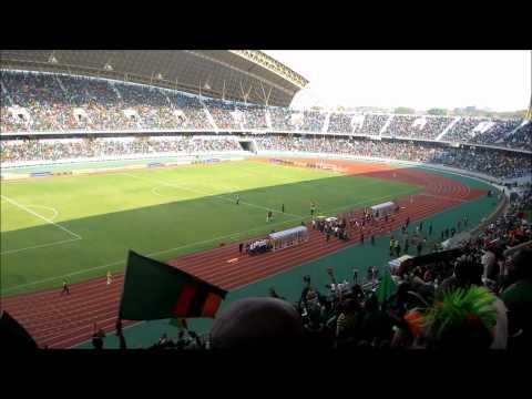 Zambia-Uganda, Levy Mwanawasa Stadium, Ndola
