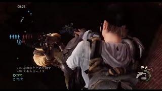 今回はディアブロ持って来ました♪ この武器なんか苦手です(^▽^;) 頭狙お...