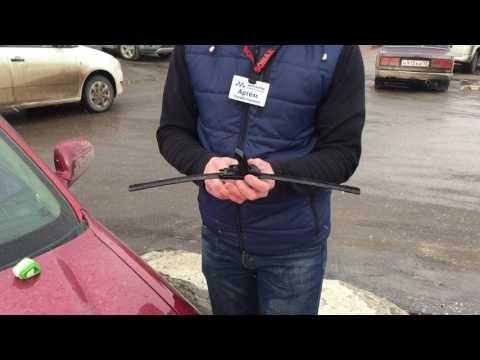 Как работает резак для щеток дворников