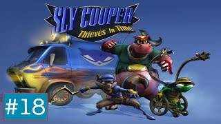 Sly Cooper: Thieves in Time -Part 18 - Final Walkthrough - On PS3 - PS4 Rental