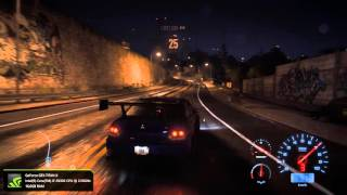 Need for Speed (2015) - Playing | 4k | Max Settings (Lancer Evolution MR)