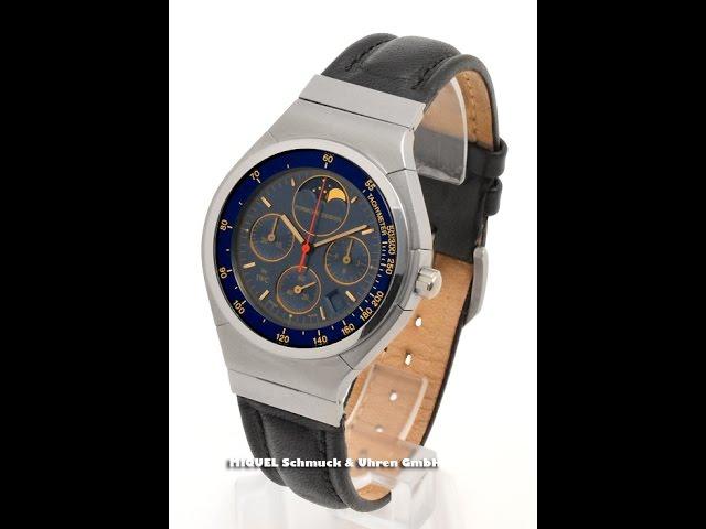 IWC Porsche Design Chronograph Ref. 3748 - 003  (7709)