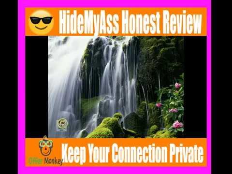 HideMyAss review