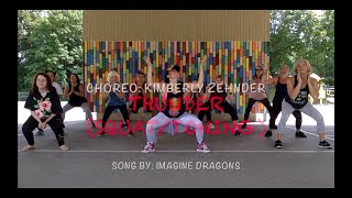 Thunder By Imagine Dragons. Squat/Toning song. Choreo: Kimberly Zehnder.