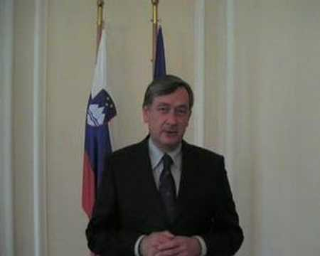 Dr. Danilo Türk, President of the Republic of Slovenia