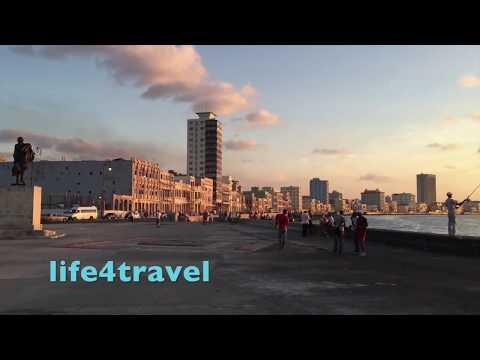 ✈ life4travel Cuba Havana Cars Beautiful Trip Club Music live report Reise