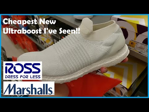 Looking For Steals @ Ross & Marshalls. Looking For Hot Sneakers