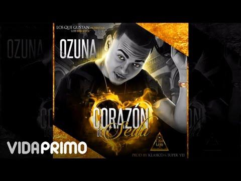 Ozuna - Corazon de Seda [Official Audio]