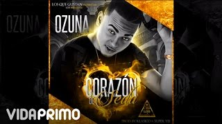 Ozuna - Corazon de Seda [Official Audio]