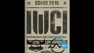 IWCI 2016 Day4 HR vs DFM 日本語実況解説