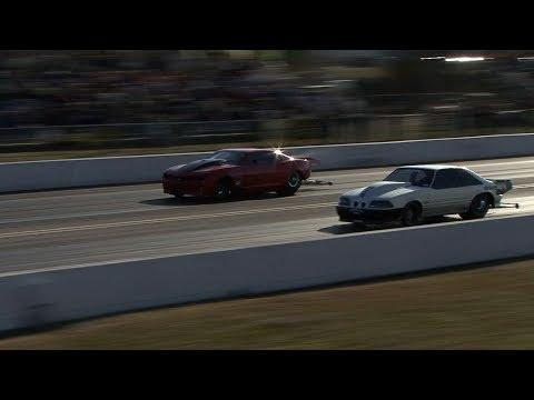 Fireball Camaro -vs- Chuck – Tulsa Raceway Park