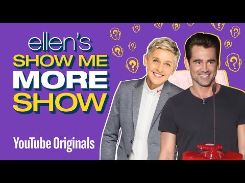 Download Youtube: Hot Hands with Colin Farrell and Ellen