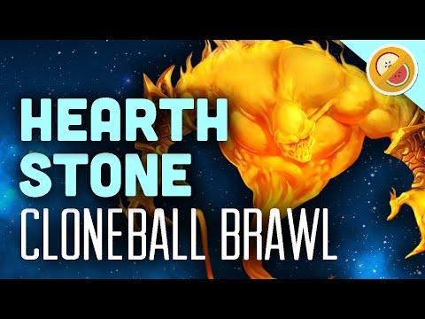 CLONEBALL BRAWL! Hearthstone Tavern Brawl Gameplay | Fruit and Chill #3