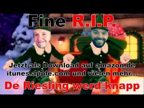 Fine R.I.P. - De Riesling werd knapp (ElfYourself 2015)