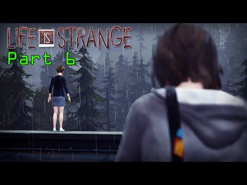 Life Is Strange Let's Play Part 6 - Please Don't Jump!
