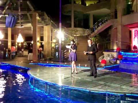 Mc Willy Kevinda Mc Malaysia Airlines Gala Night Youtube