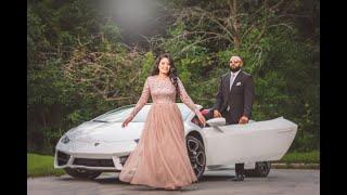 Andy & Riva II Sikh Wedding Highlights II Cineknot Films