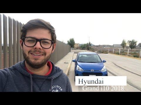 Hyundai Grand i10 2018 Interior a detalle | AUTOSIE7E