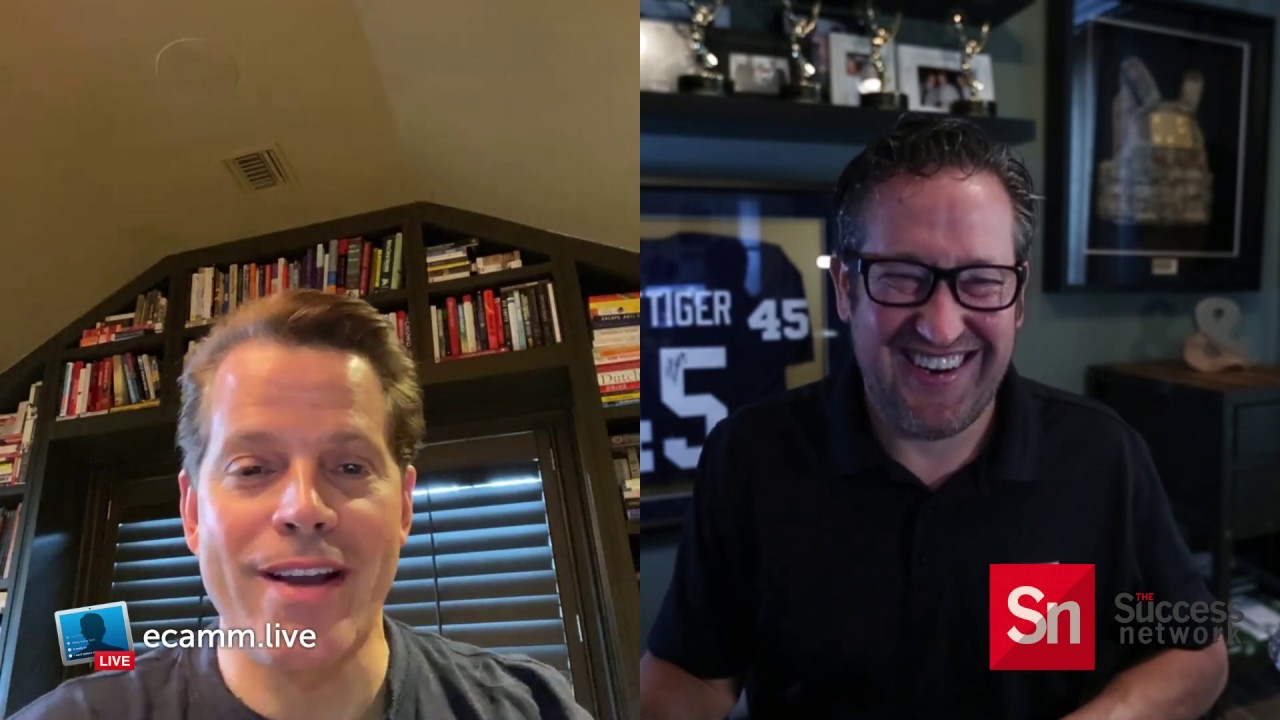 Now to Next with Nick Nanton Feat. Anthony Scaramucci