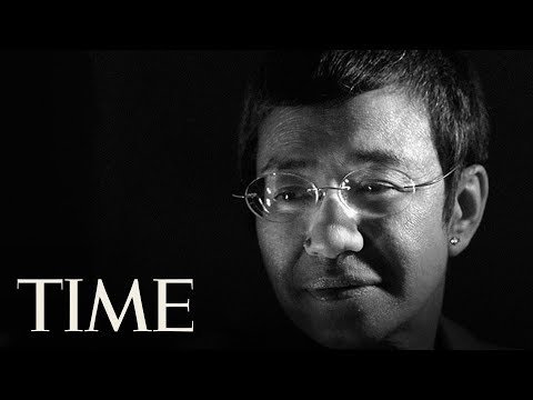 TIME 2018 Person Of The Year: Maria Ressa | POY 2018 | TIME