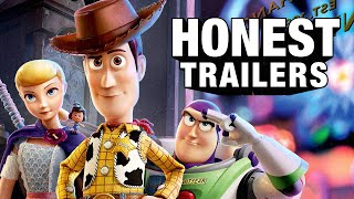Reboques honestos | Toy Story 4
