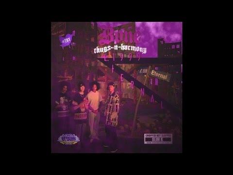 Bone Thugs N Harmony - EAST 1999 ETERNAL (Chopped Not Slopped by Slim K) [Full MixTape]