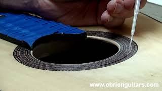 Luthier Tips du Jour Mailbag 88 -   Leveling rosettes