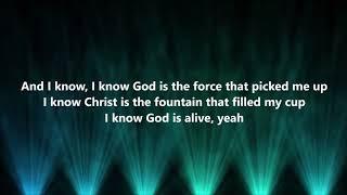 Kanye West - God Iṡ (Lyrics)