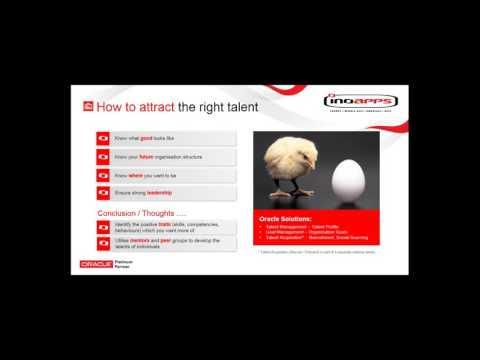 Inoapps Talent Management Webinar