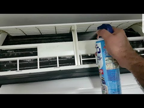 Air Conditioner Cleaner Aircon Spray | D.I.Y