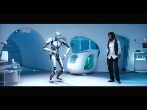 Enthiran  Trailer